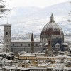 Florence in all her winter glory…