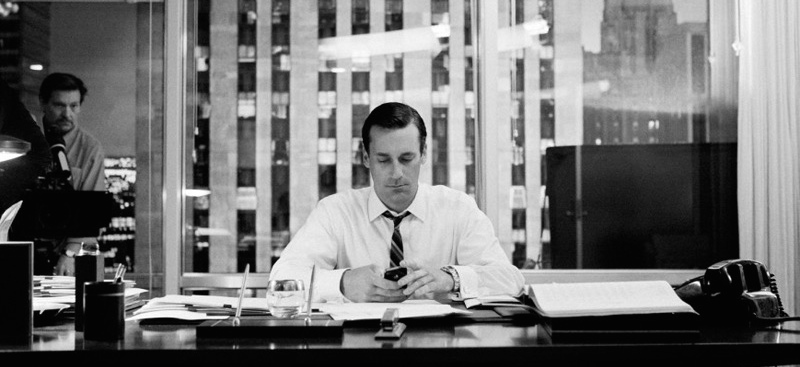 John Hamm - Mad Men
